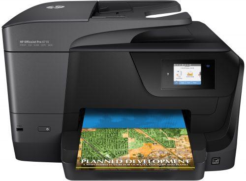Imprimante tout-en-un HP Pro 8710 Image